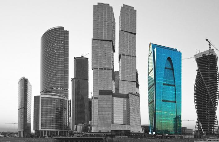 В «Москва-Сити» появилась смотровая площадка на высоте 238 метров