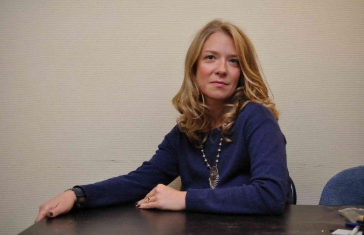 Наталья Паласьос, директор Omnivore World Tour Moscow
