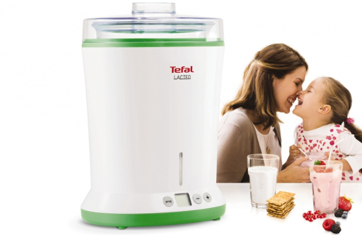 Новая йогуртница Lacteo YG260 от Tefal