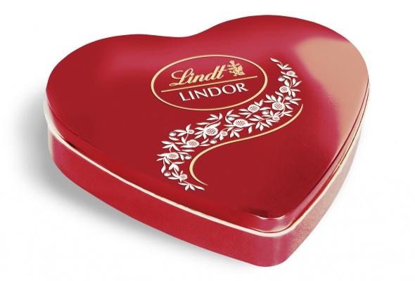 Коллекция сладких подарков Lindt к 8 марта - Фото №1