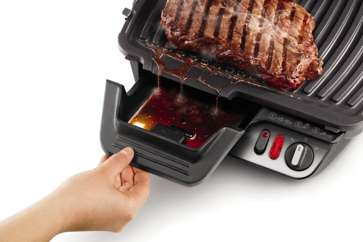 Tefal выпускает электрогриль Health Grill Comfort GC306