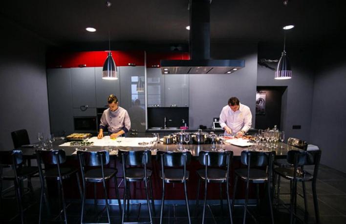 На Васильевском острове открылась кулинарная студия  Cookery Coo