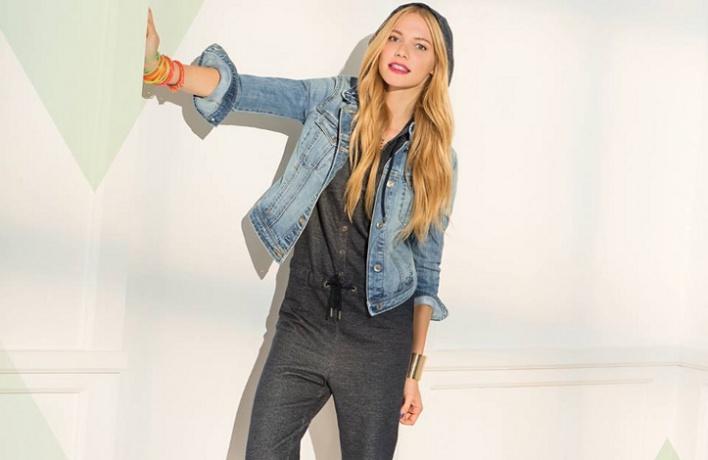 Акция Denim Your Style в магазинах adidas NEO Label