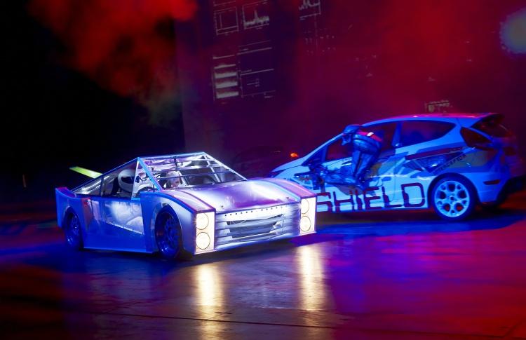 «Top Gear Live»: Джереми Кларксон и Ричард Хаммонд (оба — Великобритания)