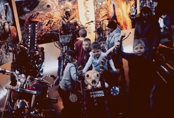 Музей восстания машин - Фото №1
