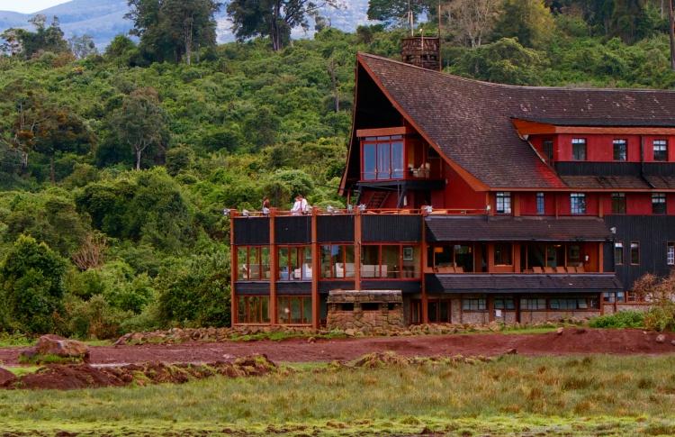 Почувствуй себя Ноем — выиграй сафари в Кении! Фото №431139