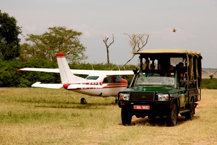 Почувствуй себя Ноем — выиграй сафари в Кении!