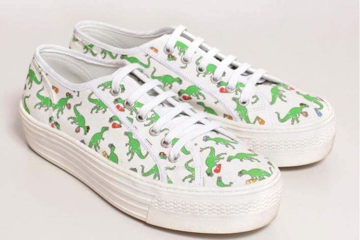 20 пар обуви на весну