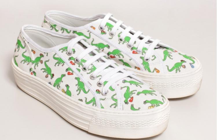 20 пар обуви на весну Фото №431148