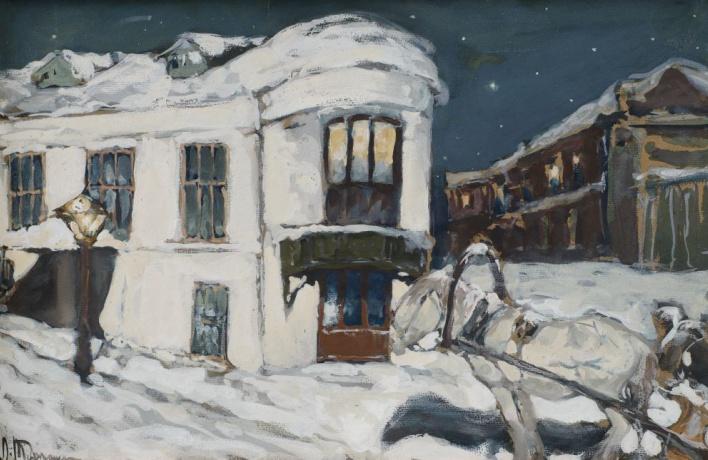 В Москве появится Музей русского импрессионизма
