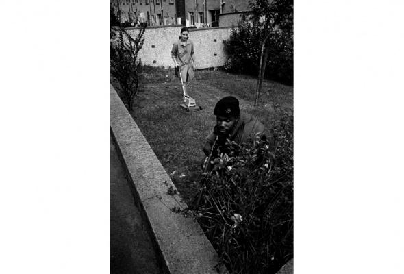 Филип Джонс Гриффитс. Воспоминания - Фото №5