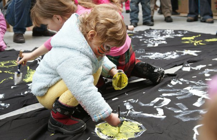 Краски детства