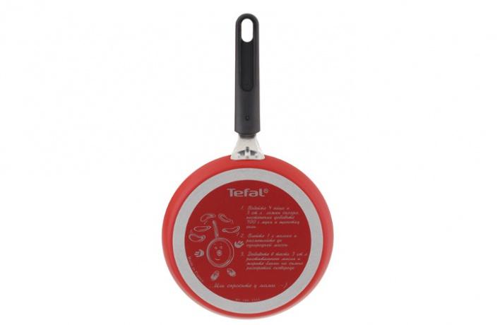 Вышла новая блинная сковорода Tefal Pancake Day