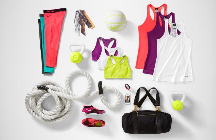Nike показали новую коллекцию Фото №431311