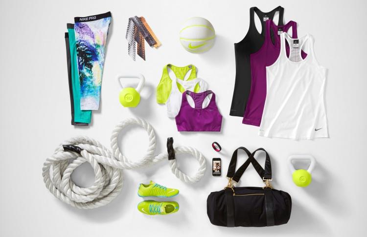 Nike показали новую коллекцию Фото №431312
