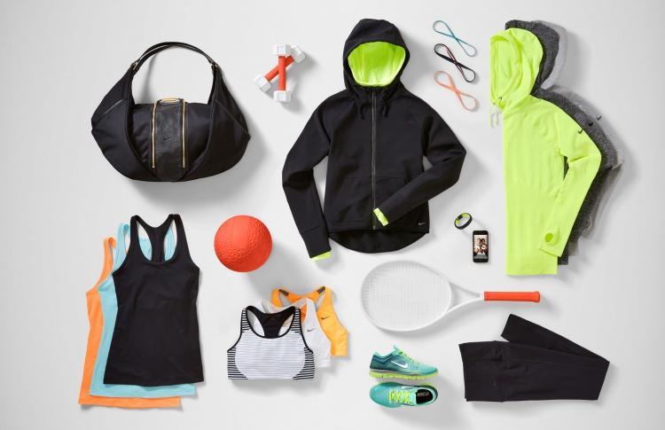 Nike показали новую коллекцию Фото №431313