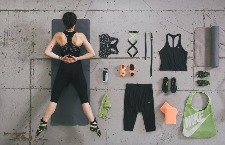 Nike показали новую коллекцию Фото №431314