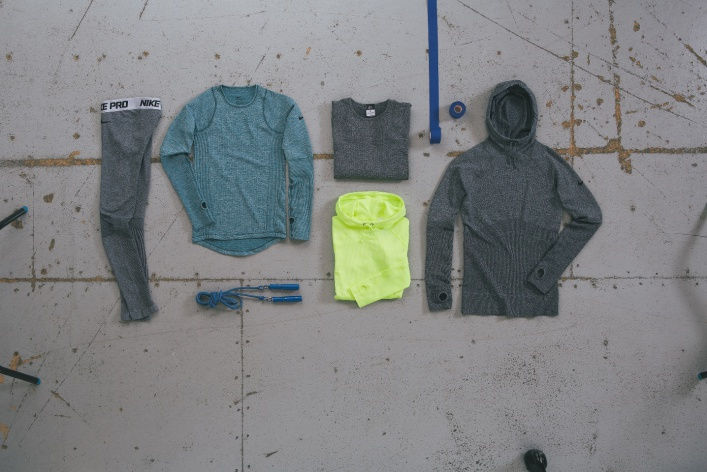 Nike показали новую коллекцию