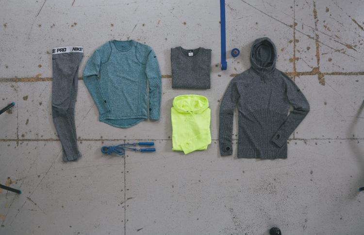 Nike показали новую коллекцию Фото №431317