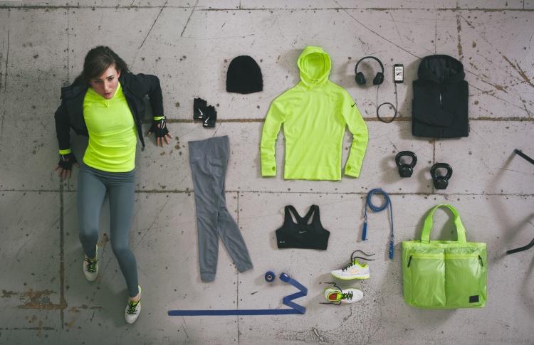 Nike показали новую коллекцию Фото №431318