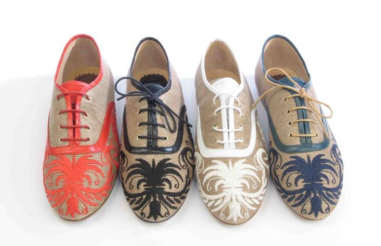 Judari выпустили линию обуви в духе 20-х Фото №431343