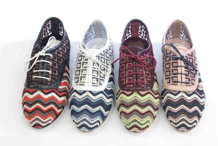 Judari выпустили линию обуви в духе 20-х