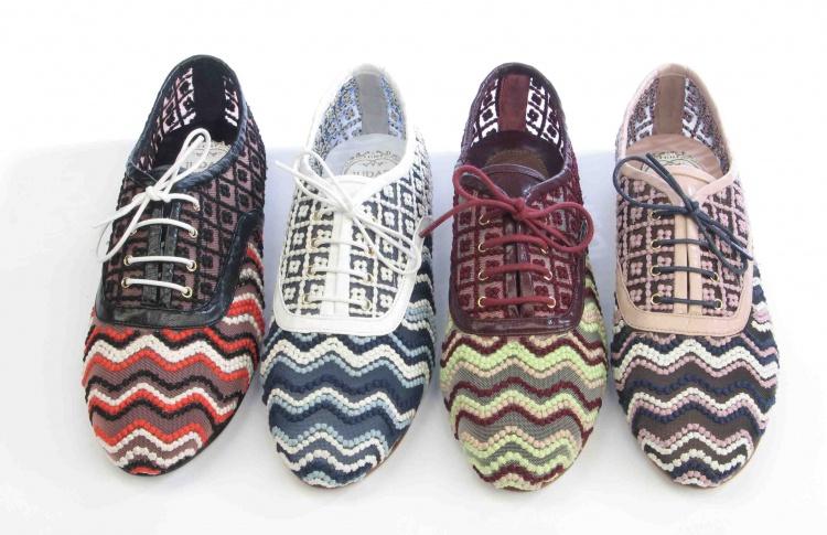 Judari выпустили линию обуви в духе 20-х Фото №431344