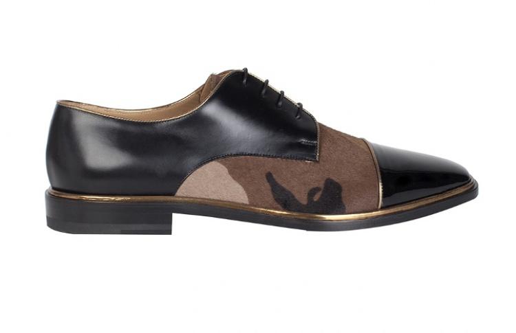 15 пар мужских ботинок из новых коллекций Фото №431443