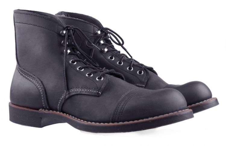 15 пар мужских ботинок из новых коллекций Фото №431446
