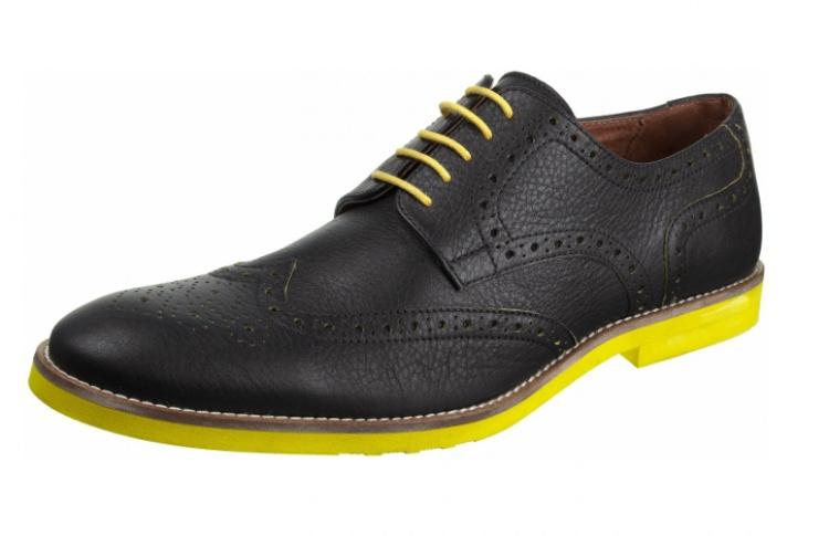 15 пар мужских ботинок из новых коллекций Фото №431447