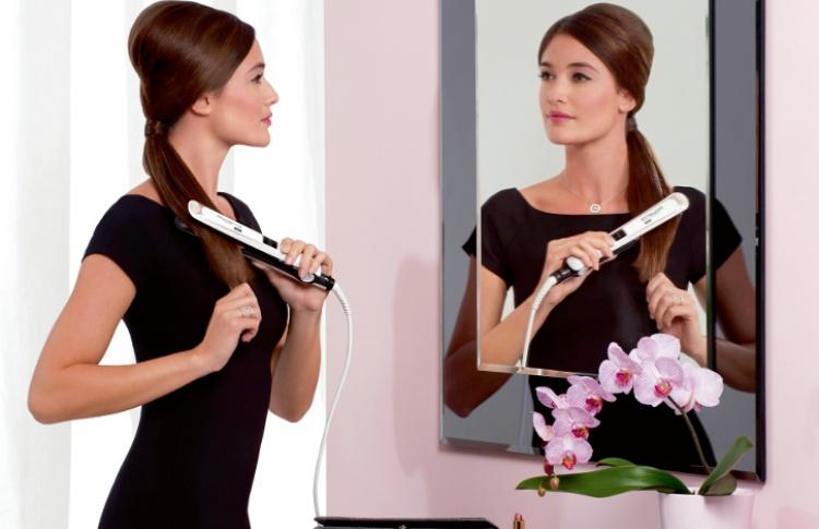 Rowenta представляет новый выпрямитель для волос Respectissim 7/7 SF7420