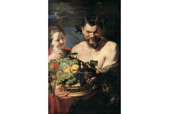 Шедевры фламандской живописи из собраний Князя Лихтен - Фото №1