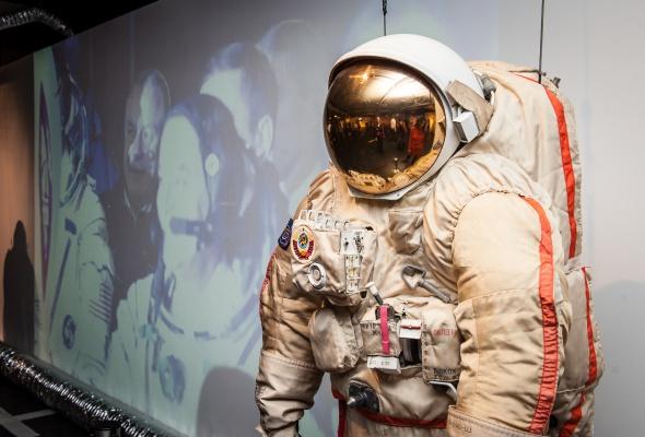 Космонавтом быть хочу! - Фото №0