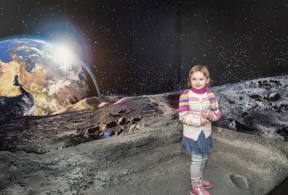 Космонавтом быть хочу! - Фото №4