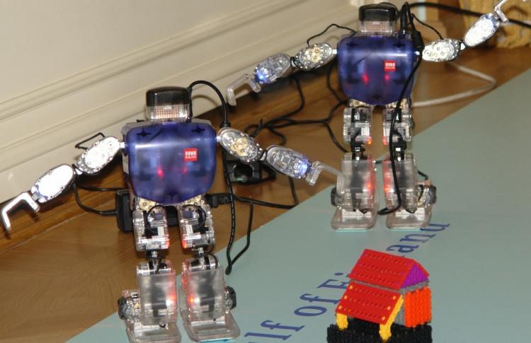 Фестиваль детского технического творчества во Дворце Конгрессов