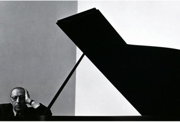 Арнольд Ньюман. Портреты и абстракции - Фото №0