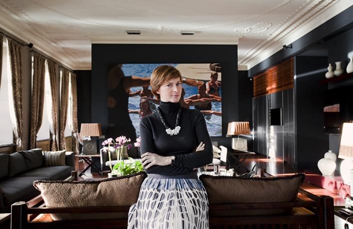 В ресторане Yuzu пройдет первый арт-ланч с  Мариной Гисич