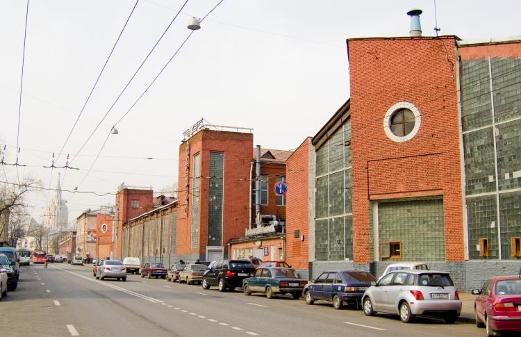 4 известных здания Константина Мельникова Фото №431698