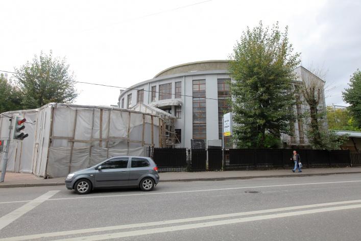 4 известных здания Константина Мельникова