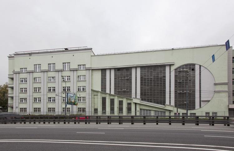 4 известных здания Константина Мельникова Фото №431701