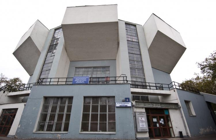 4 известных здания Константина Мельникова Фото №431702
