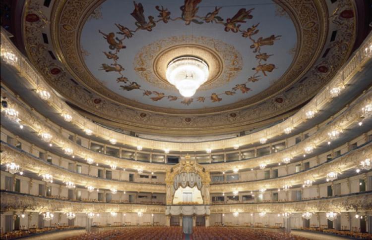 Открытие XIV Международного фестиваля балета «Мариинский»