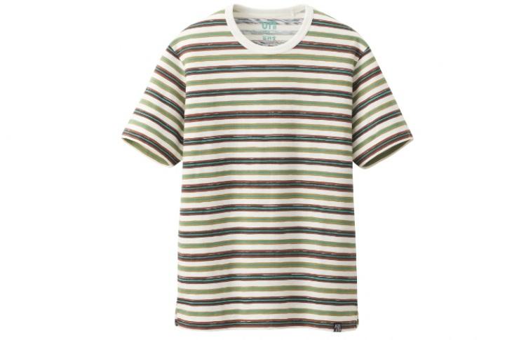 Лучшие футболки из весенней коллекции Uniqlo UT Фото №431949