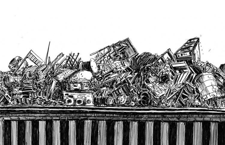 Кирилл Оболенский «Trash»