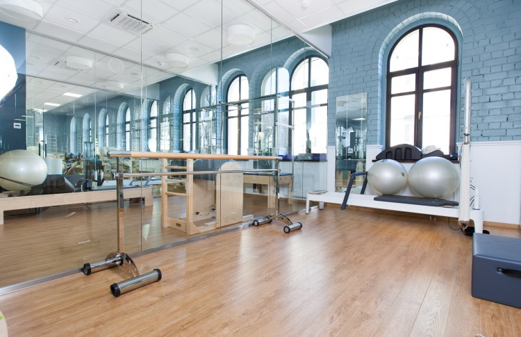 Индивидуальный фитнес: новая студия Pro Trener Фото №432114