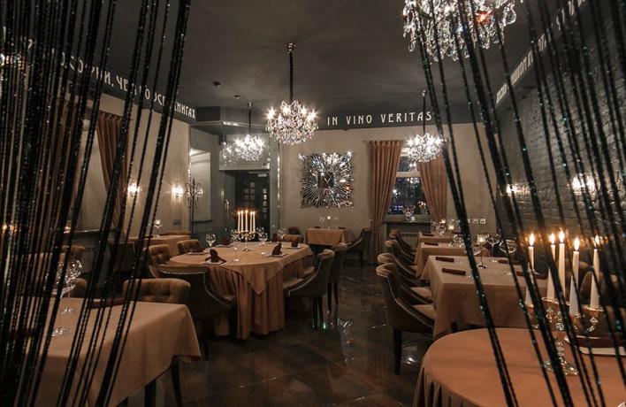 На Фурштатской улице открылся винный ресторан Vinity