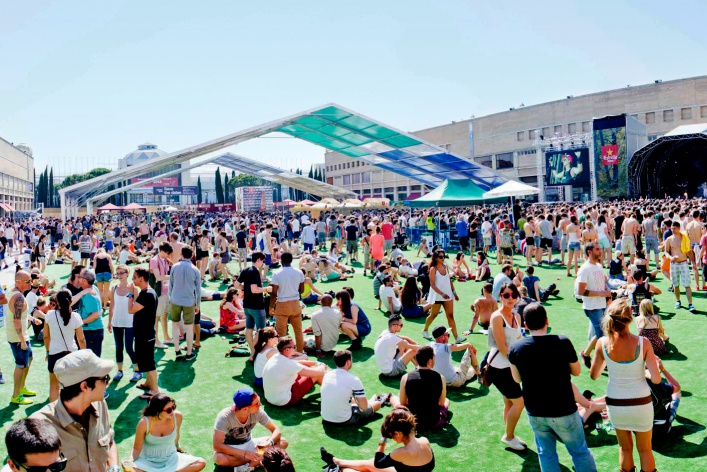 10 летних музыкальных фестивалей
