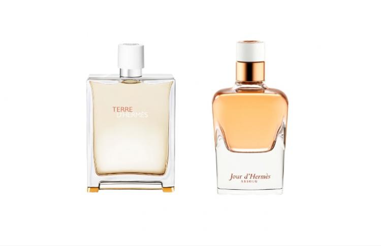 Новые ароматы Hermès в апреле