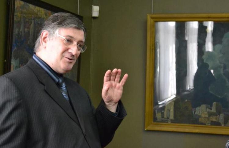 Централизация, одиночество и рассеяние в петербургском искусстве