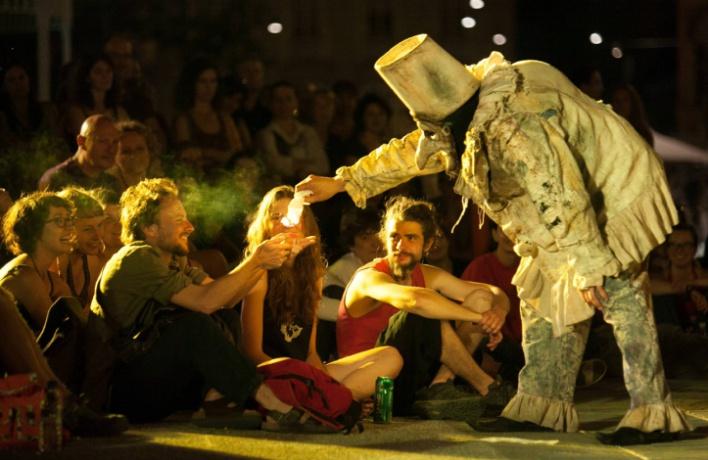 Московские театры позовут зрителей участвовать в спектаклях